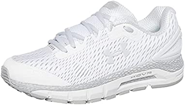 Under Armour Women's HOVR Guardian 2 Running Shoe, White (101)/Halo Gray, 7