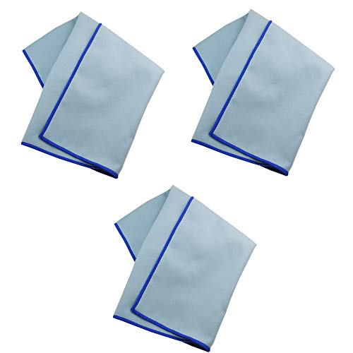 Screen/Electronics Microfiber Cleaning Cloth  3 Pack