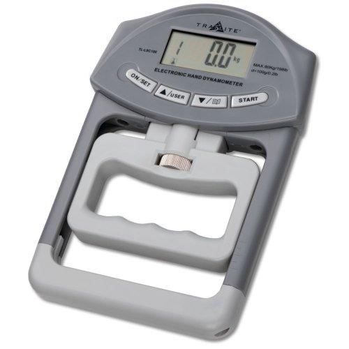 Trailite Hand-Dynamometer Trainer, Grau, TL-LSC100