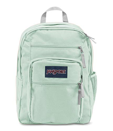 JanSport Big Student Backpack Brook Green Schoolbag JS00TDN70RC Rucksack Bags