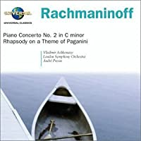 Piano Cto 2 / Rhapsody on a Theme of Paganini