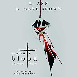 Bonded In Blood (An Adult Vampire Romance) cover art