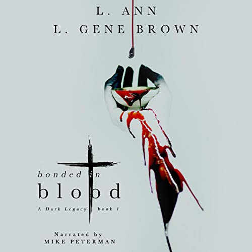 Bonded In Blood (An Adult Vampire Romance) audiobook cover art