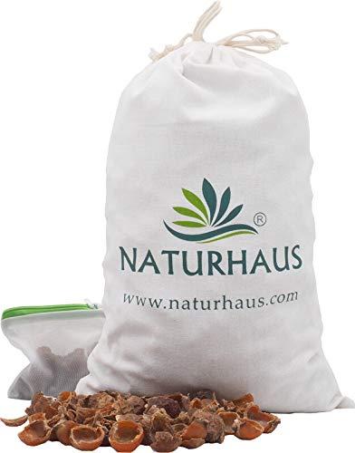 Bio-Waschnuss-Schalen von Naturhaus