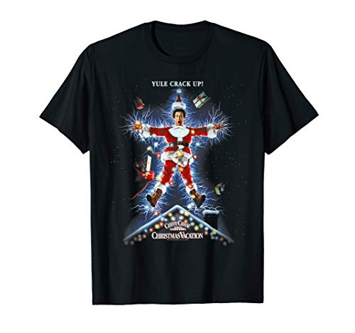 Christmas Vacation Movie Poster T-Shirt