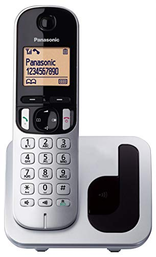 Panasonic KX-TGC210 - Teléfono fijo inalámbrico