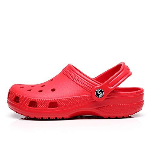 GFITNHSKI Sandalias de Zapatillas para niños pequeños, Zapatillas de Deporte, Zapatos de Agua, Zapatos de jardín Ligeros, Zapatos sin Cordones para niños y niñas, Zapatillas de Playa para la Piscina
