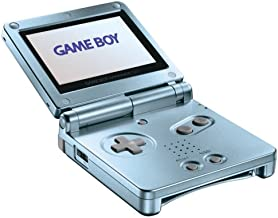 Game Boy Advance SP Pearl Blue