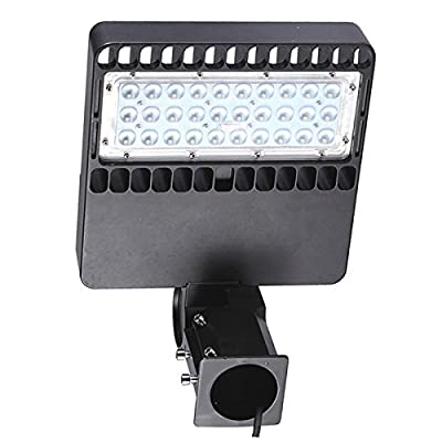 200W LED Street Light, Phenas Road Lamp, LED Parking Lot Lights Pole LED Outdoor Site and Area Light, Shoe Box Light, 33000L, 4800-5300k, ROHS ETL DLC CE (200Watts), 5 Years Warranty