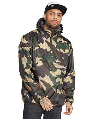 Dickies Herren Übergangsjacken Centre Ridge Camouflage M