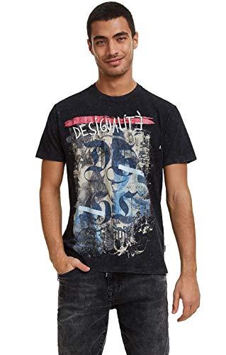 Desigual - Camiseta Eros