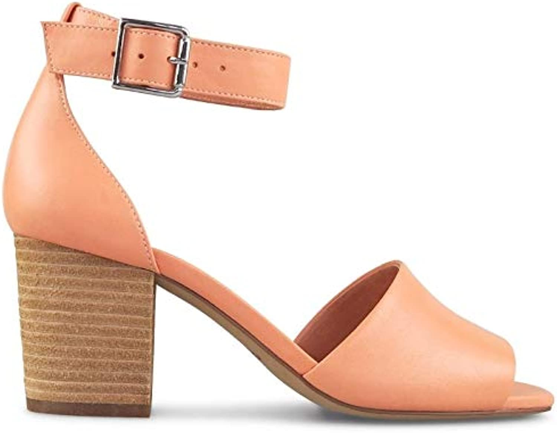 Wittner Women's Codie Heels in Apricot