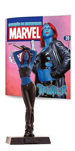 Marvel Figurines. Mística
