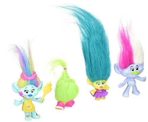 DreamWorks Trolls Wild Hair Pack