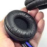 Ear Pads, Replacement Soft Memory Foam Ear Pads Cushion Leather Earpads for Jabra Move Wireless Headphones Cover 1Pair
