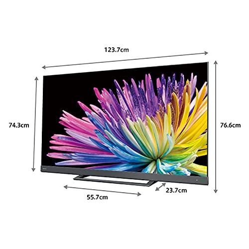 東芝55V型液晶テレビレグザ55Z740X4Kチューナー内蔵外付けHDDタイムシフトマシン対応(2020年モデル)8畳以上