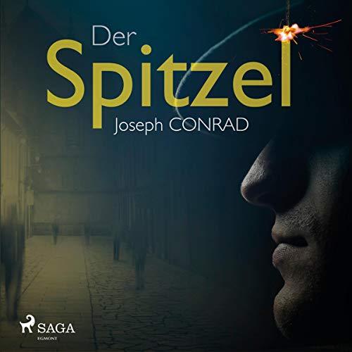 Der Spitzel audiobook cover art