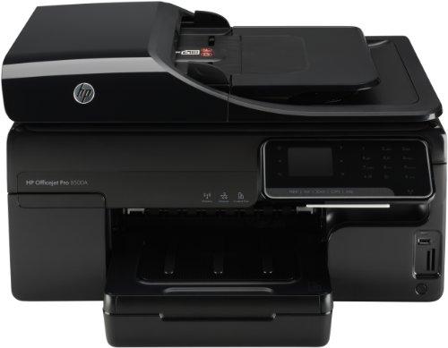 HP Officejet Pro 8500A Wireless Multifunktionsgerät (Scanner, Kopierer, Drucker und Fax)