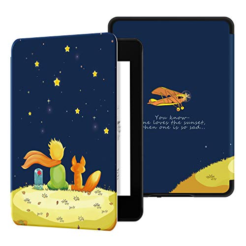Ayotu Water-Safe Case for Kindle Paperwhite 2018 - PU