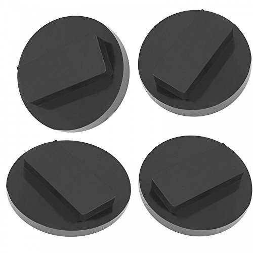 Twowinds - 4X krik adapter rubber pad R50 R52 R55 R57 R60 R59 Convertible Hatch Clubvan 2001
