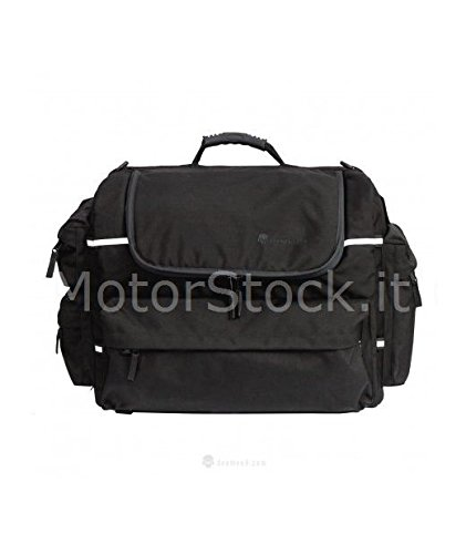 DEEMEED Motorcycle bag made of Cordura, 60 liters, waterproof+ rain cover included