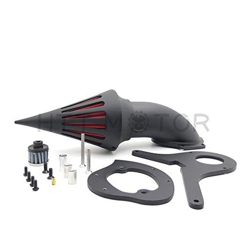 SMT-Spike Air Cleaner Kits Filter Compatible With Honda Aero 750 Vt750...