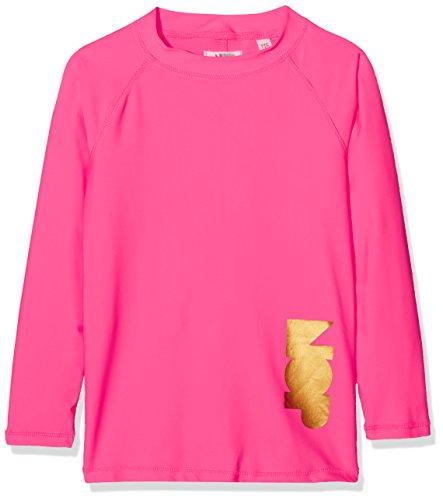 NOP G tee UV LS Melville Tankini, Rosa (Fluor Pink C285), 140 para Niñas