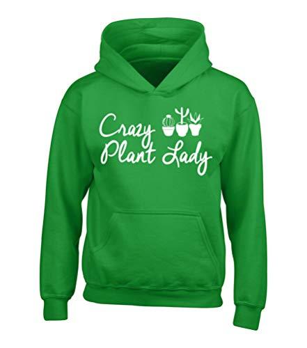 Edward Sinclair 'Crazy Plant Lady' Sudadera con capucha
