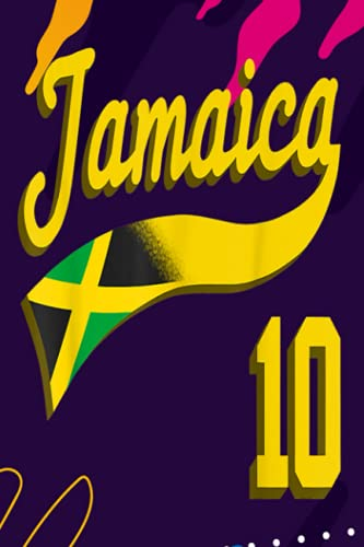 Monthly To Do List Jamaica Jamaican Baseball Soccer Jersey