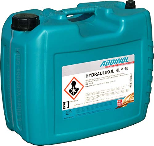 Addinol Lube Oil GmbH ADDINOL Hydrauliköl HLP 10 20l