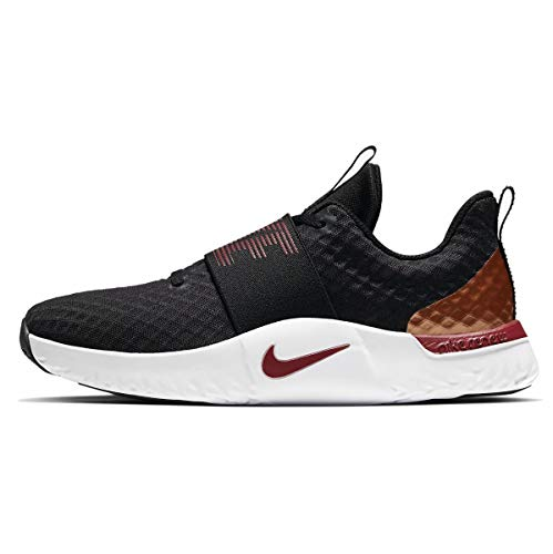 Nike in-Season TR 9 Womens Running Shoe Black-Team Red/Metallic Copper 9