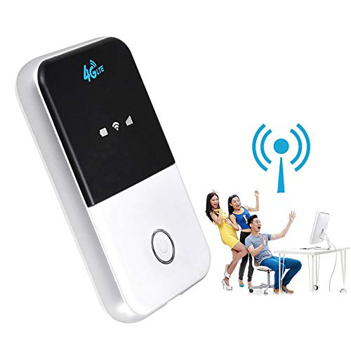 Mini Router, Mini Auto Mobiele WiFi, Draadloze Router 4G Unicom Telecom LTE, Draagbare Draagbare Kaart, TV Adapter Mode, Ontgrendel Travel Partner