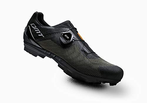 DMT Scarpe XC/Marathon KM4 Black Green EU 46