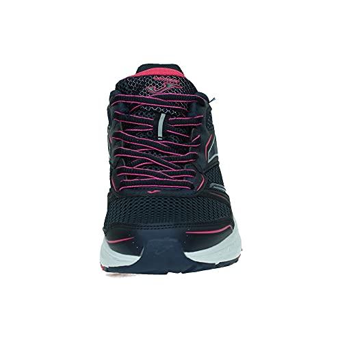 Joma Serie vitaly Lady, Zapatillas para Correr Mujer, Marino, 39 EU