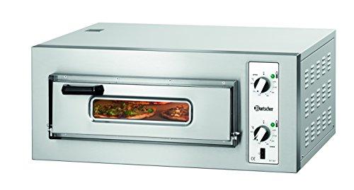 Horno para pizza NT 501 T, 4 kW - Bartscher 2002018