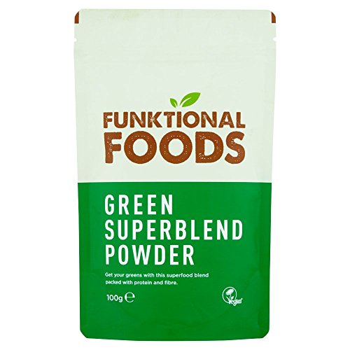 Funktional Foods | Greens Superblend | 800g (8 x 100G)