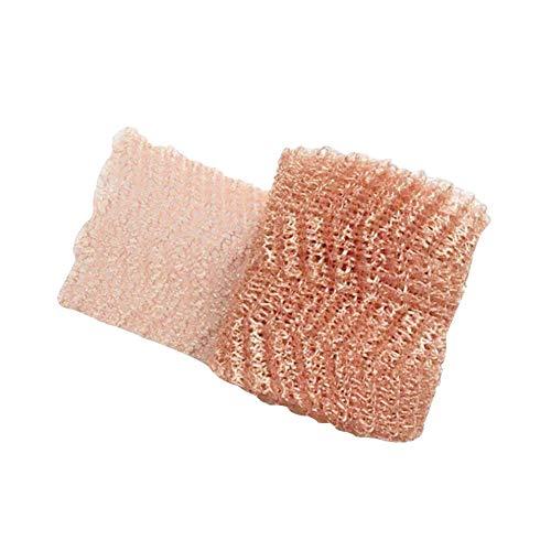 Ablerfly 1 m lang 10 cm breit Filter, reines Kupfer, 4 Stränge, Kupfergeflecht, Flüssigkeitsfilter, gestricktes Netz, blockiertes Loch