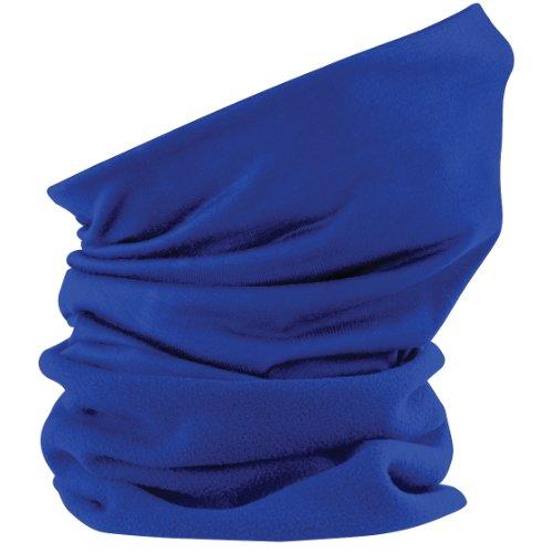 Beechfield - Tour de cou en polaire - Adulte unisexe (Taille unique) (Bleu roi vif)