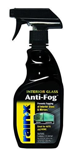Rain-X 630046 Interior Glass Anti-Fog - 12 fl. oz.