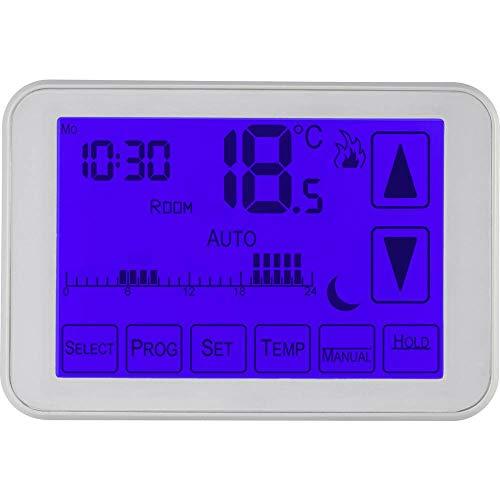 Raumthermostat Wochenprogramm 5 bis 30 °C inkl. Bluetooth Sygonix