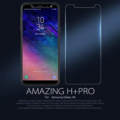 Nillkin Amazing H+ Pro Samsung Galaxy A6 - Protector de Pantalla Dureza...
