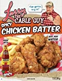 Larry the Cable Guy Spicy Chicken Batter 12oz Box