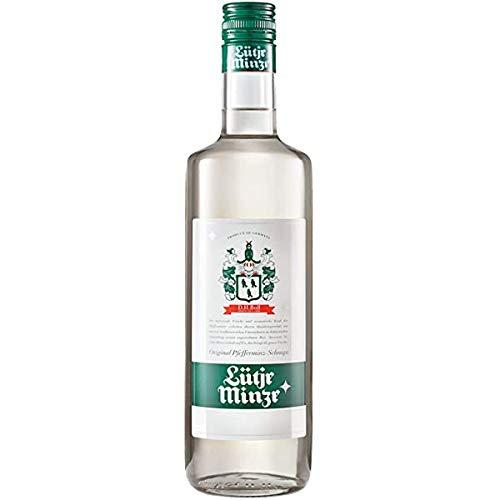 Lütje Minze Pfefferminz-Likör 50% vol 0,7l