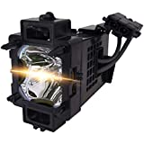 Tawelun XL-5300 Replacement Lamp with Housing for TVs KDS-R70XBR2,KS-70R200A,KDS-R60XBR2