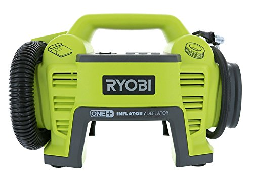 Our #2 Pick is the Ryobi P731 One+ Air Compressor