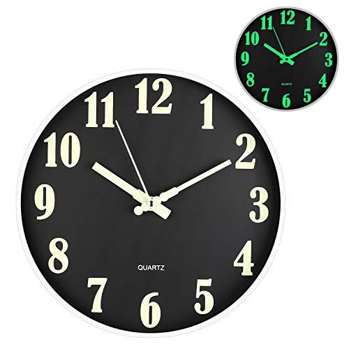 relojes de pared modernos para sala de la marca OURISE