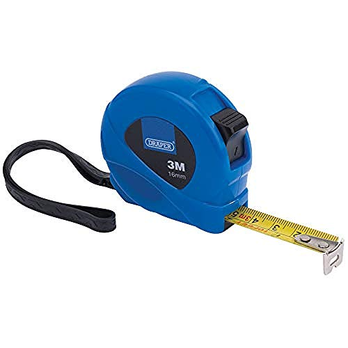 Draper 75880 3 m Easy-Find Measuring Tape