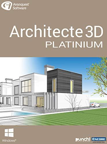 Architecte 3D 20 | Platinum | PC | Code d'activation PC - envoi par email