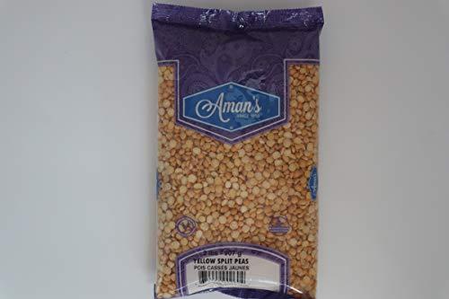 Aman's Guisantes separar Amarillos de Aman 2 libras 907 g