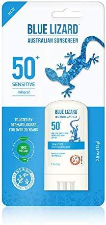 Blue Lizard Sensitive Mineral Sunscreen product image